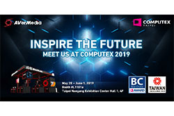 TZ AVerMedia Computex2019 HWForum